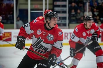 Équipe Canada junior Jakob Pelletier veut saisir sa «dernière chance» )