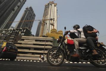 L'Inde sort de sa récession avec une croissance trimestrielle de 0,4%)