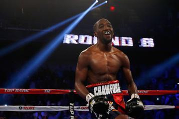 Boxe Terence Crawford demeure invaincu)