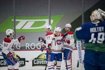 2e entracte Canadien2— Canucks 0)