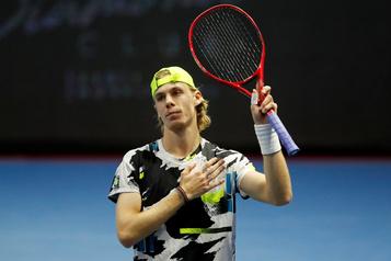 Omnium de Saint-Pétersbourg Shapovalov et Raonic en quarts de finale)