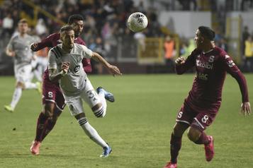 L'Impact doit se contenter d'un match nul au Costa Rica