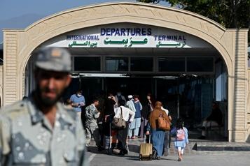 La Turquie courtise Joe Biden avec son offre de protéger l'aéroport de Kaboul)