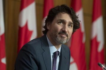 Sommet du G7 Trudeau pourrait être le seul leader à ne pas y participer en personne )