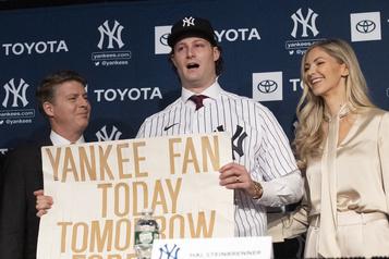 Gerrit Cole signe son pacte record avec les Yankees