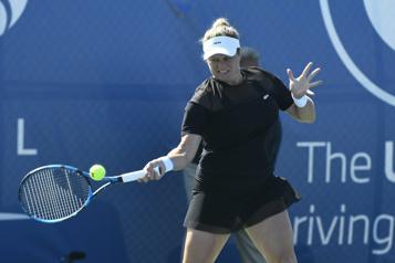 Tournoi de Chicago Kim Clijsters perd à son premier match depuis un an)