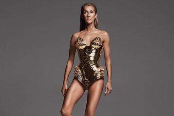 Céline Dion: un autre look qui fait jaser)