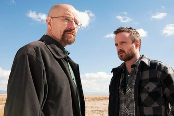 Le film de Breaking Bad sur Netflix en octobre