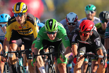 Tour de France: le Jura, vendredi, pour une échappée ou un sprint)