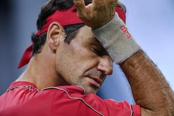 Roger Federer et Novak Djokovic éliminés à Shanghai