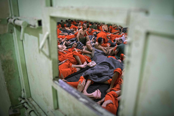 Allemagne: neuf membres de l'EI bientôt de retour et laissés libres