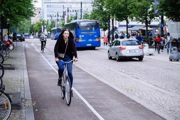 Planète bleue, idées vertes Et si on vous récompensait pour prendre le vélo?? )