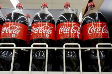 Les ventes de Coca-Cola pâtissent toujours de la COVID-19)