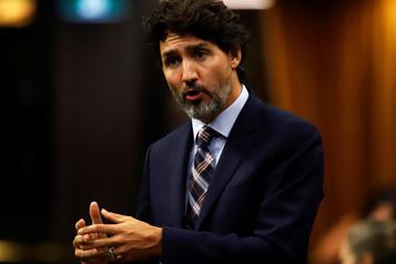 Banque d'infrastructure du Canada Ottawa investit 10milliards pour créer 60000emplois)