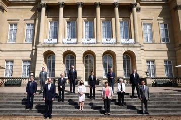 Le G7 s'oriente vers la transparence climatique des entreprises)