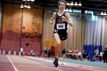 Athlétisme Jean-Simon Desgagnés vise toujours plus haut)