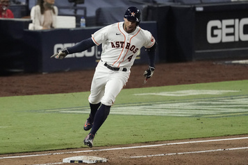 Tampa Bay-Houston Les Astros prolongent la série)