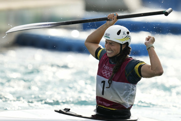 Canoë slalom Jessica Fox, enfin l'or)