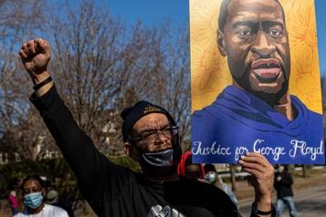 Meurtre de George Floyd Manifestations avant le procès de Derek Chauvin)