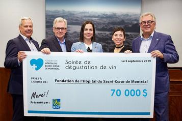 70000$ pour Sacré-Cœur