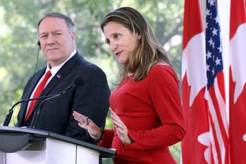 Le G7 serait «très heureux» de réintégrer Moscou, mais pas sans conditions