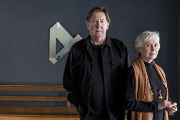 Louise Turcot et Gilles Renaud Le temps suspendu)