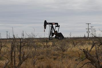 Le pétrole en recul)