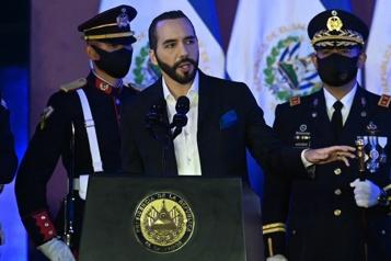 Salvador Le président Nayib Bukele défie l'envoyé spécial américain)