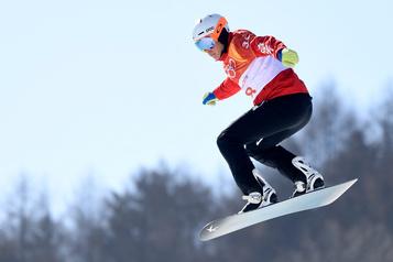 Éliot Grondin gagne une première médaille à la Coupe du monde de snowboard cross