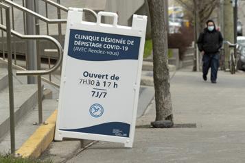 Bilan au Québec  Un nouveau décès associé à la COVID-19)