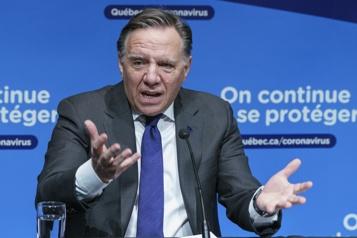 Québec annoncera un relâchement des mesures sanitaires)