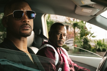 Bad Boys for Life en tête du box-office nord-américain