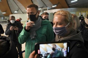 L'arrestation de Navalny est «inacceptable», juge Ottawa)