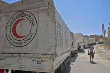 Syrie: expiration de l'autorisation d'aide transfrontalière de l'ONU)