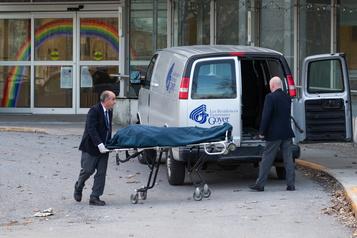 COVID-19: Montréal parmi les villes les plus touchées en Occident )