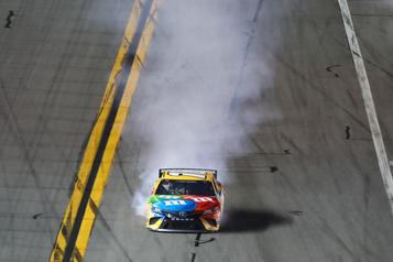 La reprise du NASCAR aurait lieu dans le Sud des É.-U.)