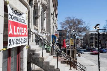 Montréal s'attaque auproblème deslocauxcommerciaux inoccupés
