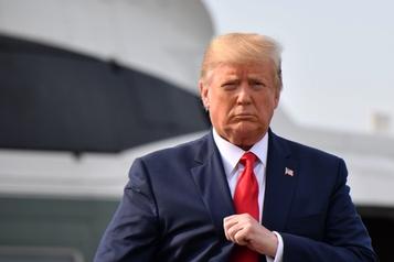 «Je suis l'Élu»: Trump défend la guerre commerciale avec Pékin