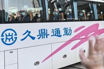 COVID-19 L'OMS entame sa mission en Chine, Washington exige une enquête «poussée»)