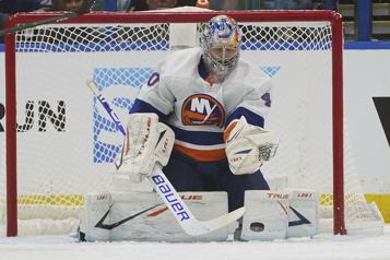 Islanders-Tampa Bay Varlamov et Vasilevskiy se livrent tout un duel)