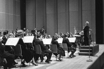 Concert inaugural de la Place des Arts