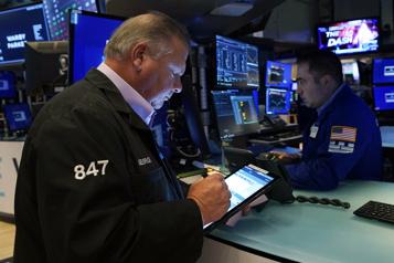 WallStreet en forte hausse portée par les banques et l'emploi
