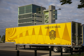 Cirque du Soleil 1500 employés canadiens pourraient ne pas avoir droit à un fonds d'aide)