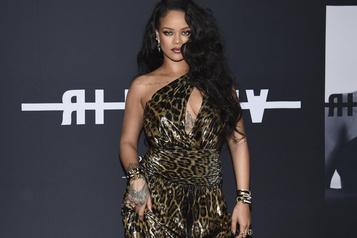 Une chanson «blasphématoire» pendant le défilé de Rihanna)