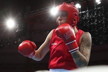 Le bronze pour la Québécoise Tammara Thibeault aux Mondiaux de boxe
