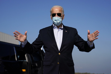 Un homme sous enquête après des recherches sur la manière de tuer Biden)