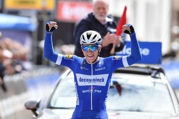 Le Tour de Belgique cycliste annulé)