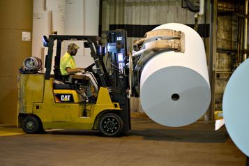 Domtar rachetée pour 3milliards US par Paper Excellence)