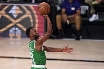 Celtics Kemba Walker à l'écart jusqu'au début de janvier)