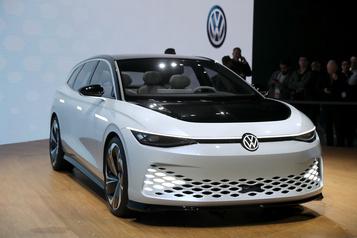 Volkswagen ID Space Vizzion : Si la familiale a un avenir, il est électrique et allemand
